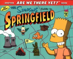 The Simpsons Guide to Springfield (Paperback)