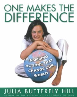 One Makes the Difference: Inspiring Actions to Change Our World (Paperback)