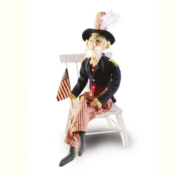 Uncle Sam Figurine 26873439
