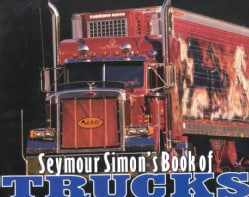 Seymour Simon's Book of Trucks (Paperback)