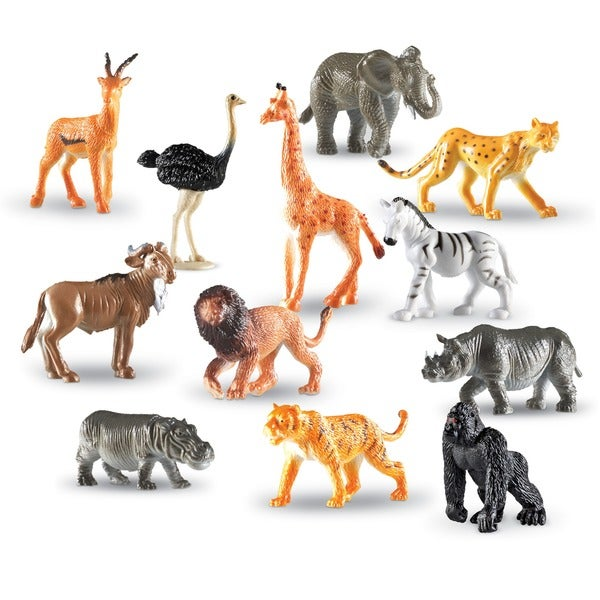 Jungle Animal Counters, Set of 60 26882010