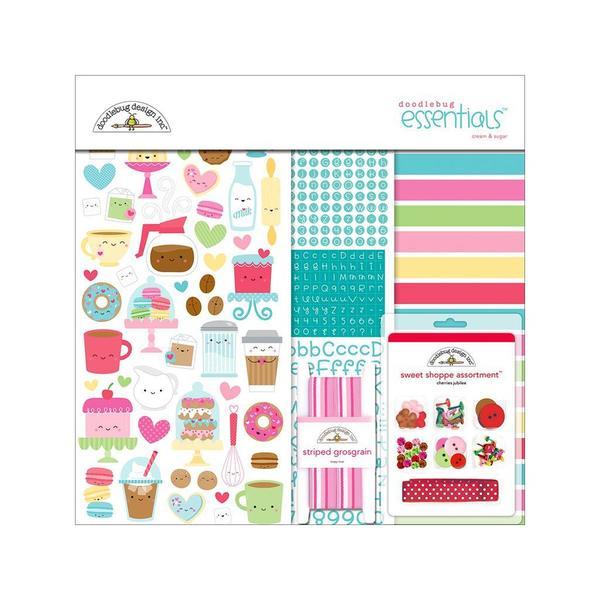 Doodlebug Cream & Sugar Essentials Kit 26920730