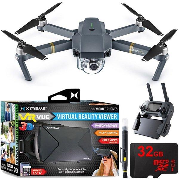 DJI Mavic Pro Virtual Reality Experience Bundle 26923080