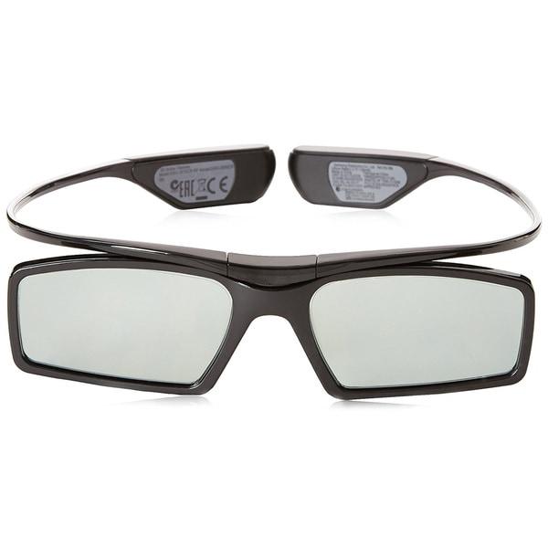 Samsung 3D TV Rechargeable Glasses - 2 Pack Black ( Refurbished) 26924428