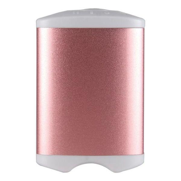 Insten Pink 5200mAh Power Bank External Chargerand Handwarmer Heat Pack 26931824