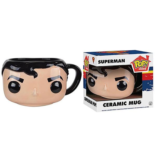Funko POP Home DC Comics Superman Ceramic Mug 26932903