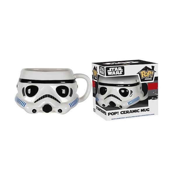 Funko POP Home Star Wars Stormtrooper Ceramic Mug 26932930