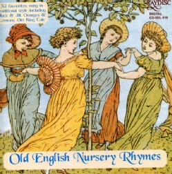 Various - Old English Nursery Rhymes
