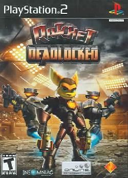 PS2 - Ratchet: Deadlocked