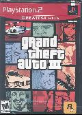 PS2 - Grand Theft Auto III