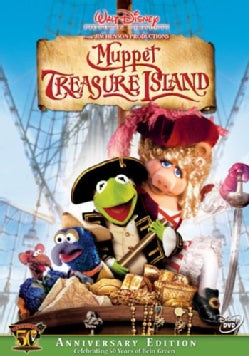 Muppet Treasure Island (DVD)