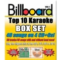 Various - Billboard Top 10 Karaoke, Vol 1