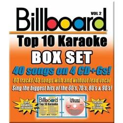 Sybersound - Billboard Top 10 Karaoke, Vol 2