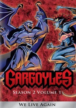 The Gargoyles: Season 2 Vol. 1 (DVD)