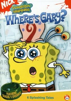 Spongebob Squarepants: Where's Gary? (DVD)