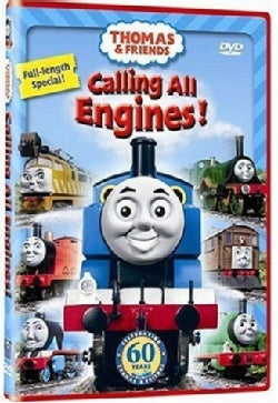 Thomas & Friends: Calling All Engines! (DVD)