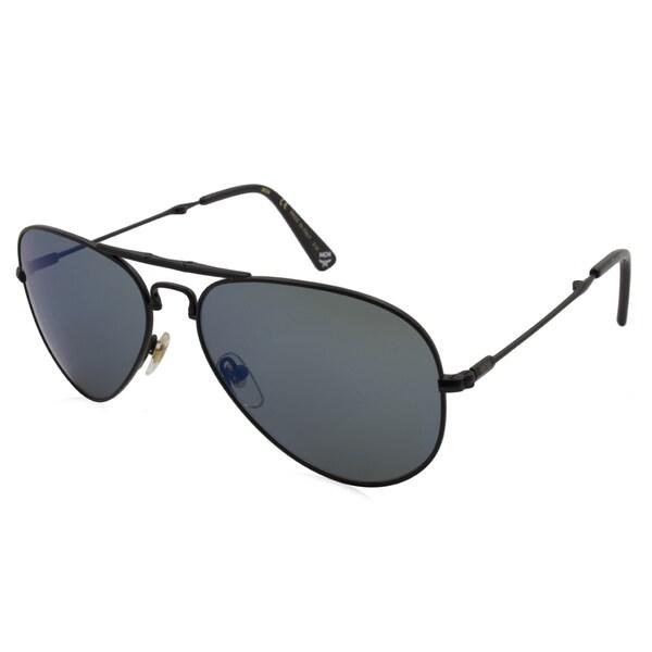 MCM Women's Sunglasses - MCM101S/Frame: Matte Black Lens: Blue Gradient 27010849