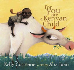 For You Are A Kenyan Child (Hardcover)