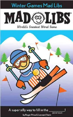 Winter Games Mad Libs (Paperback)