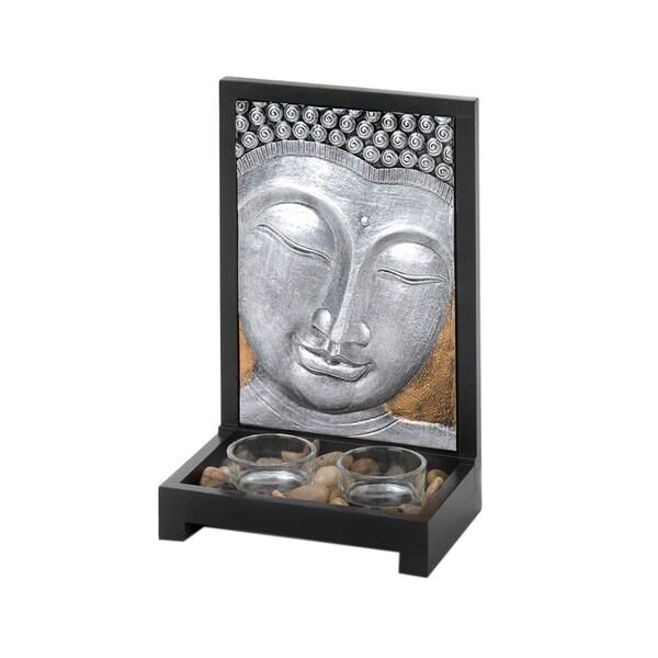 Koehler home decor Buddha Plaque Candle Decor 27059225