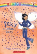 Inky the Indigo Fairy (Paperback)