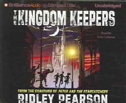 Kingdom Keepers: Disney After Dark (CD-Audio)