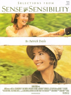 Selections From Sense And Sensibility: Piano, vocal, Guitar Sheet Music (Paperback)