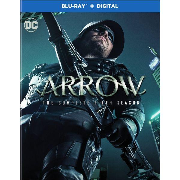 Arrow: The Complete Fifth Season (Blu-ray Disc) 27091206