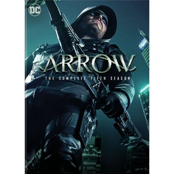 Arrow: The Complete Fifth Season (DVD) 27091207
