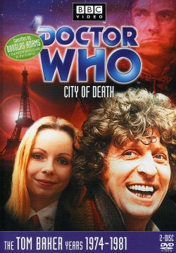 Doctor Who: Ep. 105- City of Death (DVD)