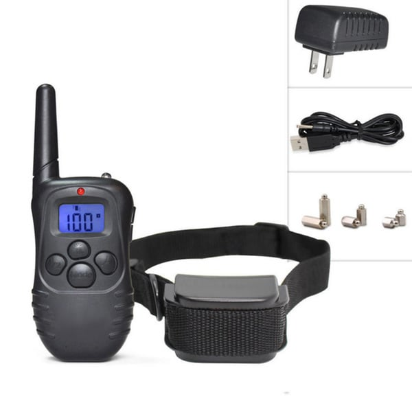 Dog Training Rechargeable Electric Collar 27095595
