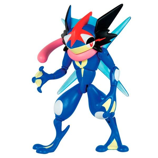 TOMY Pokemon Action Figure Ash Greninja Set 27101763