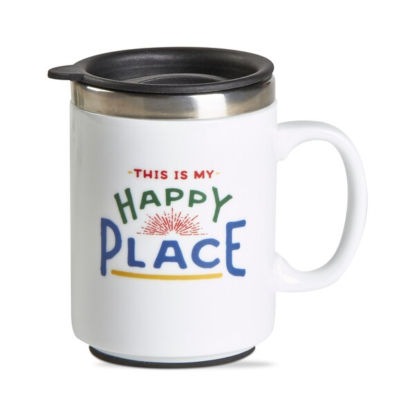 TAG Happy Place Insulated Travel Mug 27111003
