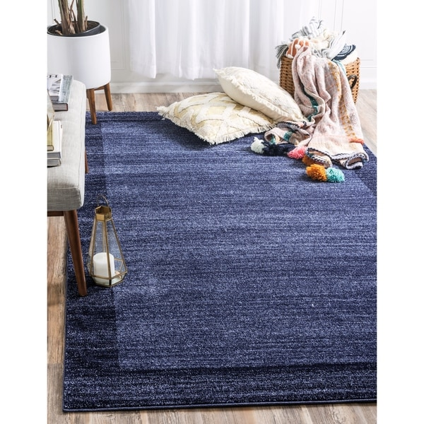 Unique Loom Abigail Del Mar Area Rug - 8' x 11' 27115436