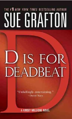 D Is for Deadbeat (Paperback)