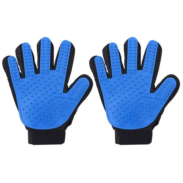 Dog & Cat Grooming Glove Brush 27133818