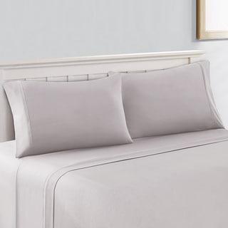 Amrapur Overseas 800 Thread Count Cotton Rich 4-Piece NANO-TEX Cool Comfort Bed Sheet Set