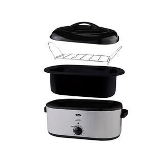 Oster 22 Qt. Roaster Oven, Black