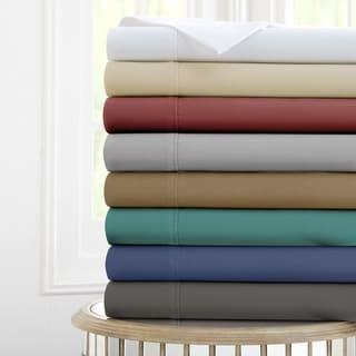 Modern Threads Nano-Tex Cool Comfort 120 GSM 6-piece Bed Sheet Set