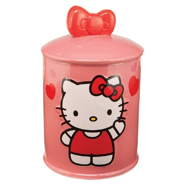 Hello Kitty Cookie Jar 27140121