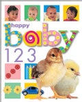 Happy Baby 123 (Board book)