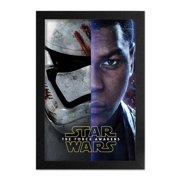 'Star Wars: The Force Awakens - Finn' Framed Print 27143269