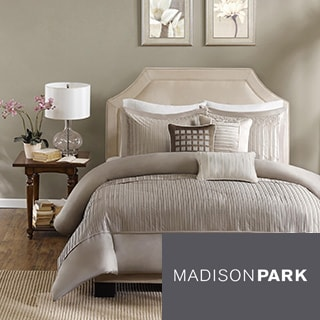 Madison Park Channing 6-piece Duvet Cover Set