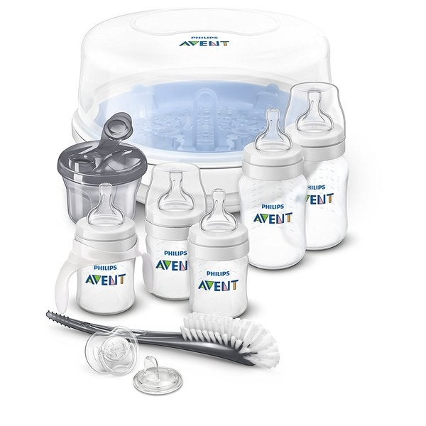 Philips Avent Anti-Colic Bottle Essentials Newborn Starter Set 27181487
