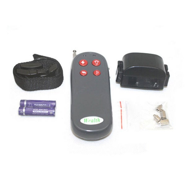 New 4-in-1 Remote Control Dog Training Collar 27185315