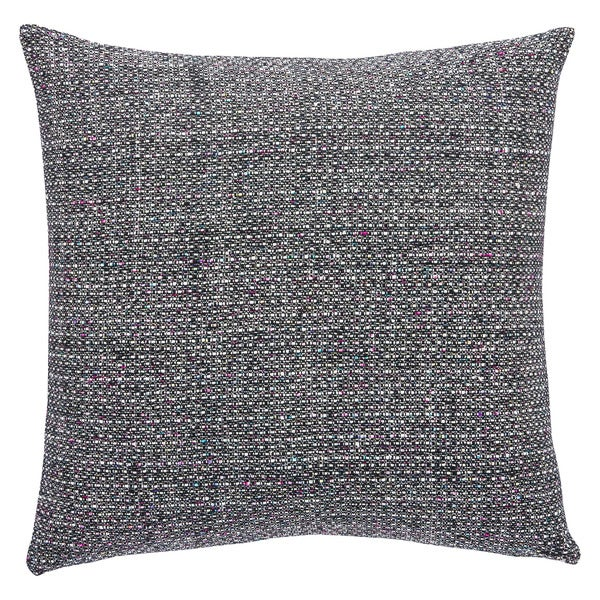 Rome Trellis Black/ White Throw Pillow 27230456