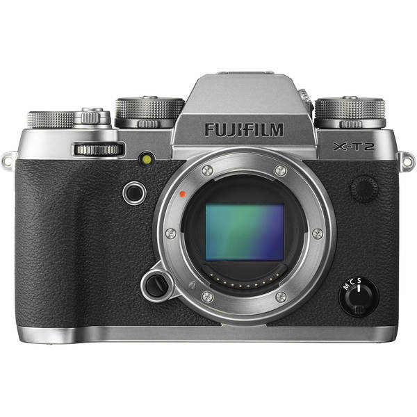 Fujifilm X-T2 Mirrorless Digital Camera (Body Only, Graphite Silver Edition) 27234425