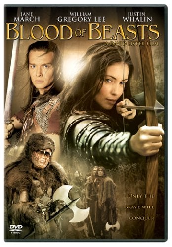 Blood Of Beasts (DVD)