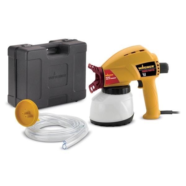 Power Painter Optimus 5.4 GPH w/Storage Case & Suction Tube 27238510