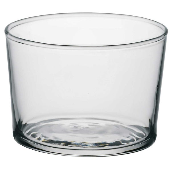 Bormioli Rocco Bodega Tumbler Mini Stackable Water Glasses (Set of 12)